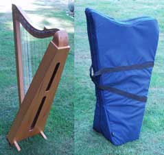 Kailey 3 Harp for sale